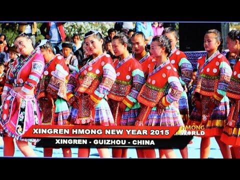 HMONGWORLD: 2015 HMONG/MIAO NEW YEAR in XINGREN, CHINA by KABYEEJ VAJ