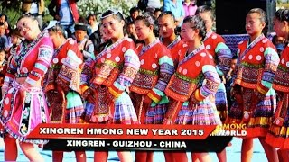 HMONGWORLD: 2015 HMONG/MIAO NEW YEAR in XINGREN, CHINA by KABYEEJ VAJ