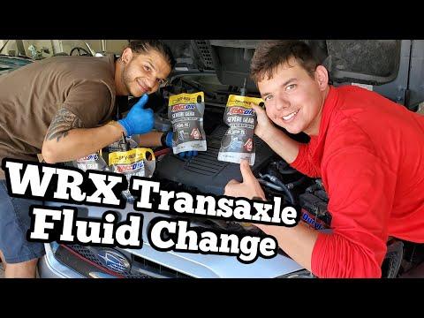 2015-subaru-wrx-amsoil-transmission-fluid-change