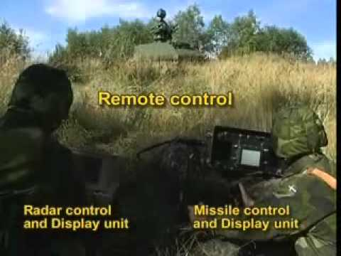 saab group-ASRAD-R Advanced Short Range Air Defence Missile System.flv