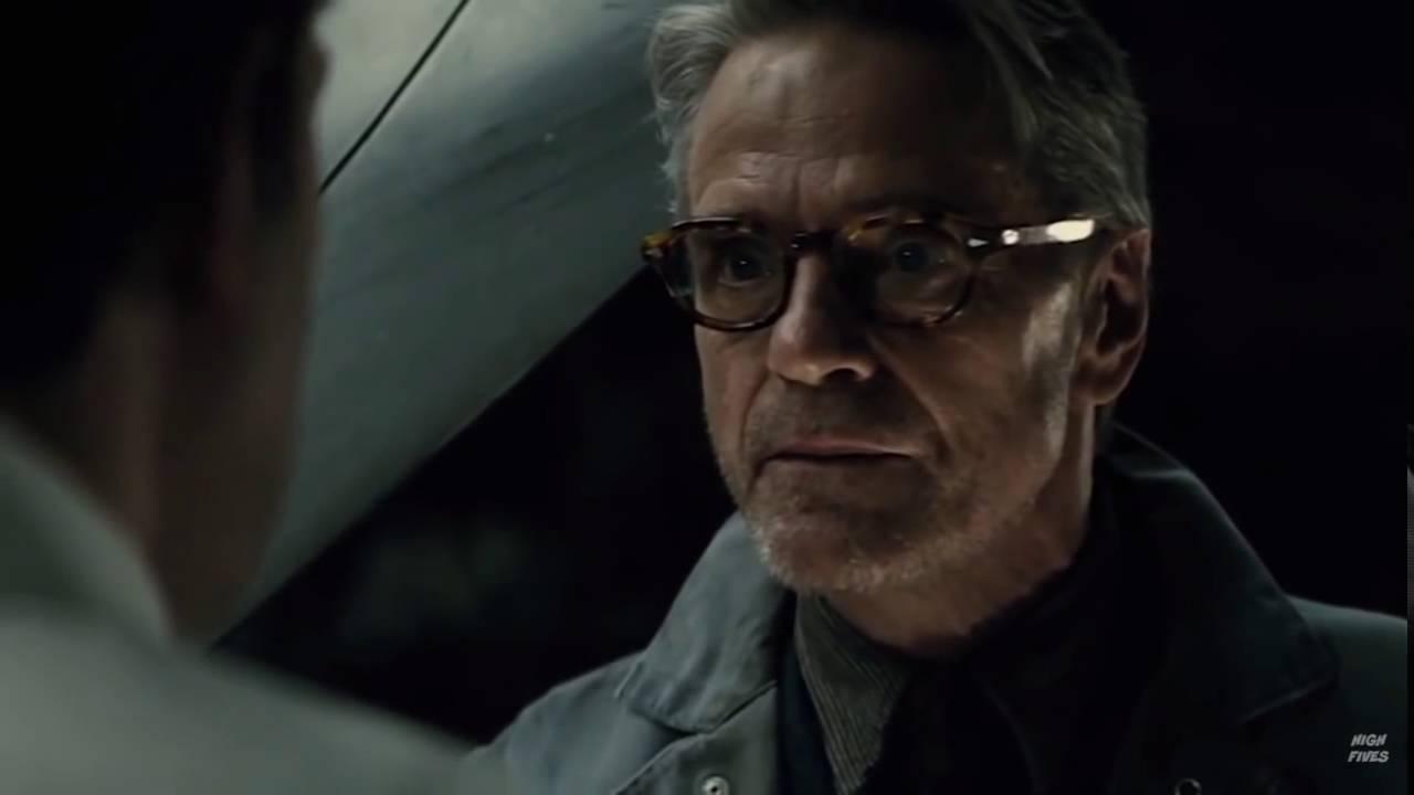 Alfred Batman Vs Superman