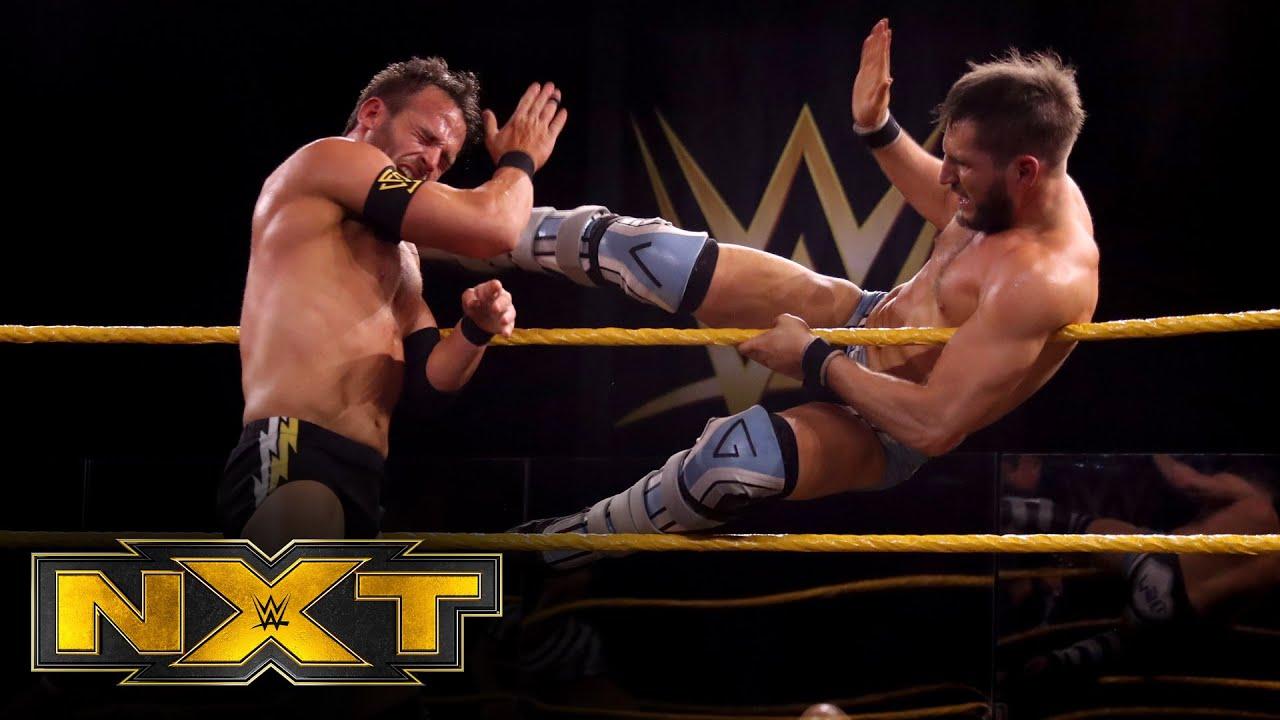 Johnny Gargano vs. Roderick Strong: WWE NXT, July 29, 2020