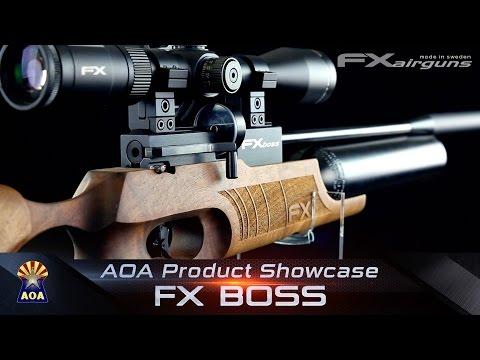 FX Boss .30 Airgun Review - AOA