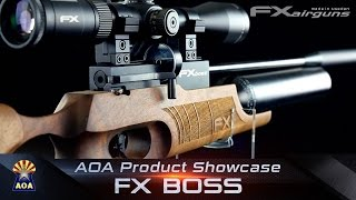 FX Boss .30 Airgun Review - AOA