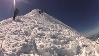 Mont Blanc en 2 jours au départ de Bionnassay (Gilles REVOL)