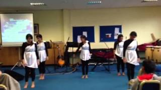 Healer by Kari Jobe- Dance performance - Word of Life Brazilian Church Clonmel