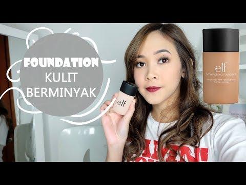 Foundation for Oily Skin? Elf Acne Fighting / FIRST IMPRESSION & WEAR TEST - Almiranti Fira