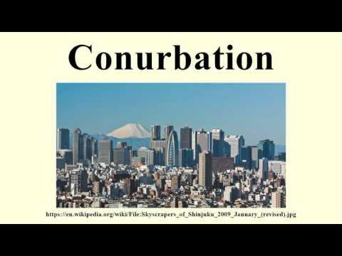 Conurbation