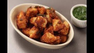 Crispy Chicken Pakoda | Sanjeev Kapoor Khazana