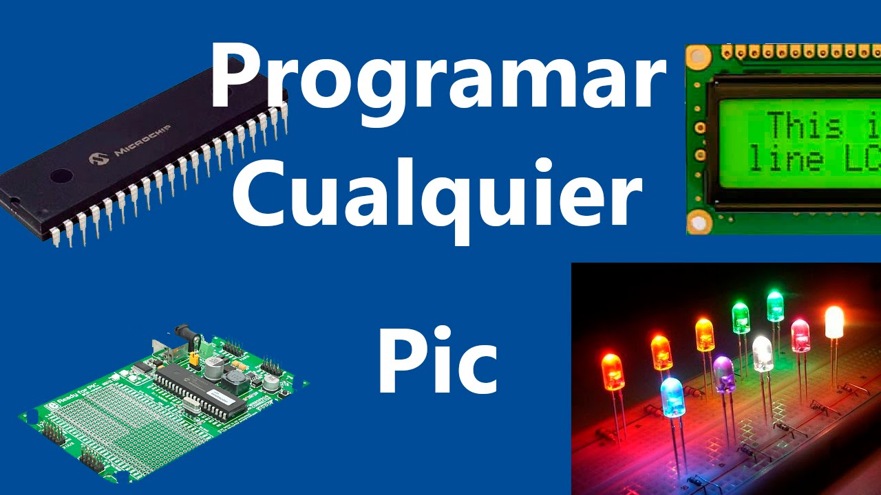 Download MikroC para PIC #1 Encender y apagar led+Delay+Led Intermitente/Condiciones | MicroTutoriales