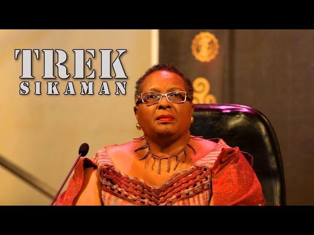 TREK SIKAMAN - Poetry in Ghana with Esi Sutherland