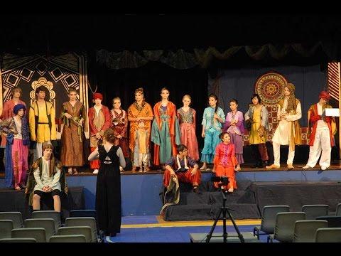 1001 Arabian Nights Final Night
