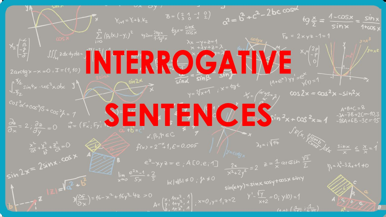 English language interrogative sentences english youtube english language interrogative sentences english ccuart Images