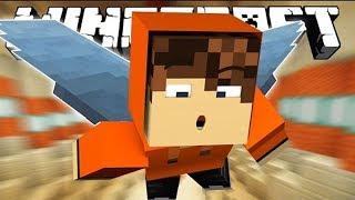 Майнкрафт для новичков Как научиться летать? Подробный гайд по полетам в Minecraft