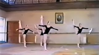 Vaganova Ballet Academy 1994 - Professor Ludmila Kovaleva Class 7A