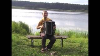 """Звучат """"Народные наигрыши на баяне"""" Играет Павел Сивков"""