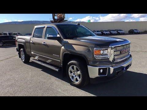 2015 GMC SIERRA 1500 Reno, Carson City, Northern Nevada, Roseville, Sparks, NV FG181237P