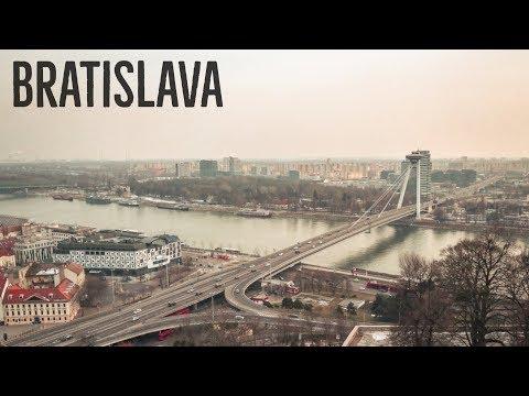 Bratislava Slovakia Video Tour Guide