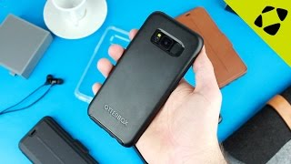 Samsung Galaxy S8 / S8 Plus OtterBox Case Line Up - First Look