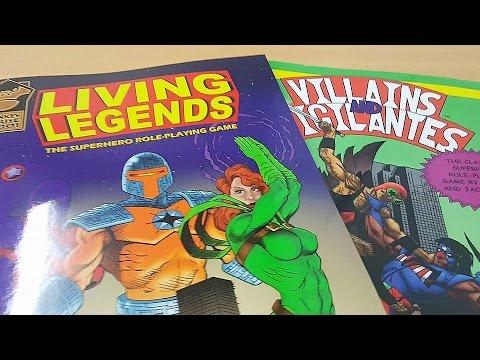 Villains & Vigilantes (Lulu)