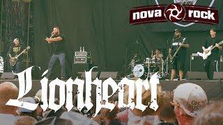 LIONHEART - Lock Jaw / Love Don't Live Here (Live at NOVA ROCK, Austria, 16.06.2018)