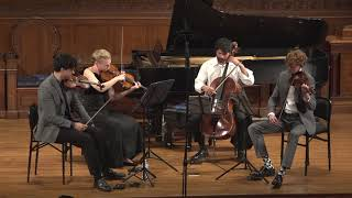 "Friction Quartet performs ""Abaciscus"" by Geoffrey Gordon"