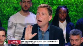 """"""" Les Grandes Gueules """" - Pour Daniel Riolo, la proposition de la ministre des Sports est BIDON !"""