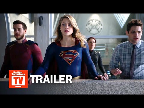 Supergirl Season 4 ComicCon   Rotten Tomatoes TV