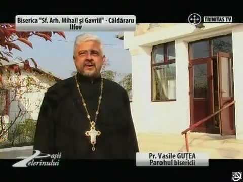 Pasii pelerinului   Biserica Sf Arhangheli Mihail si Gavriil Caldararu Ilfov