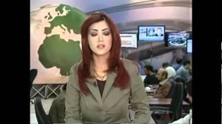 المذيعة السوريه ترد على عدم أرتدائها السوتيانه