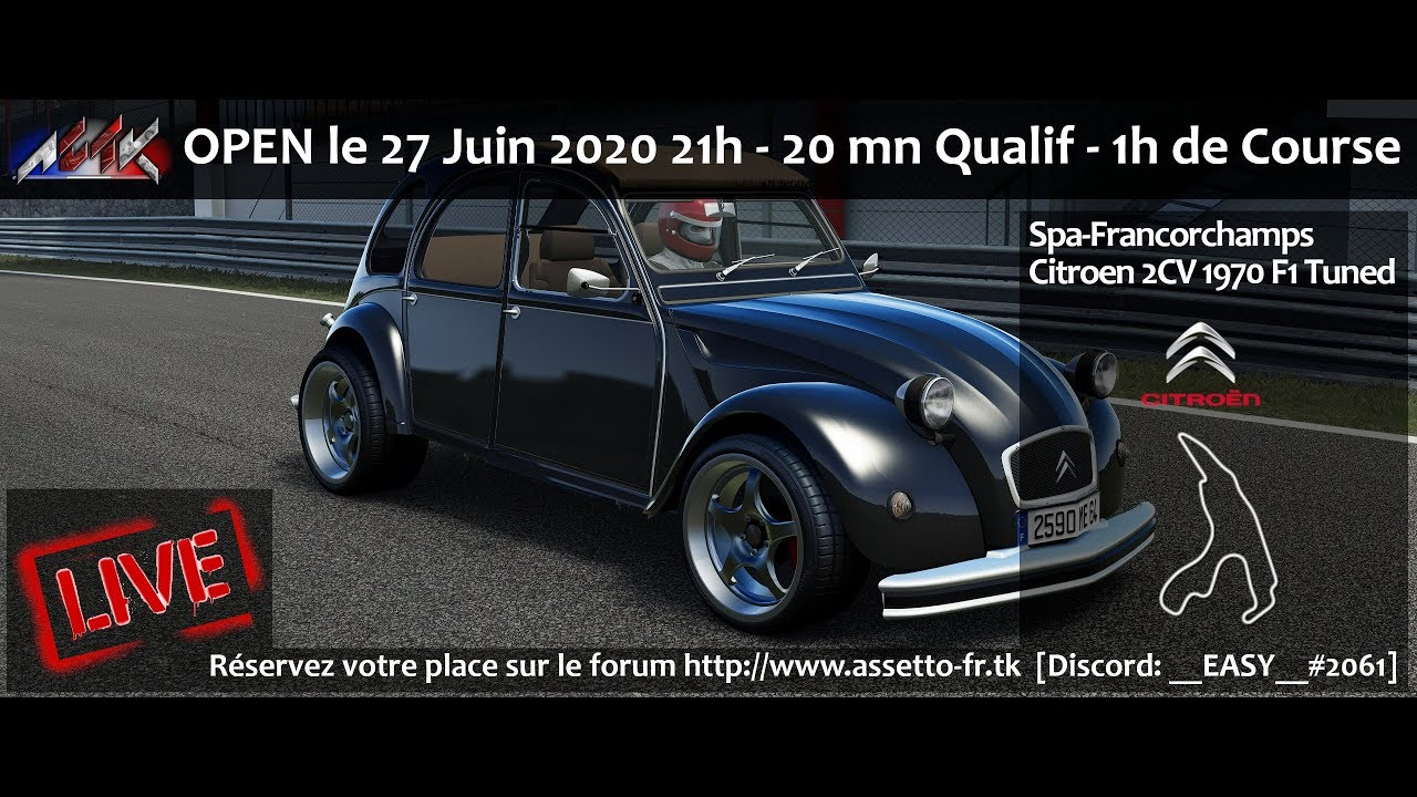 Course organisé le 27 Juin 2020