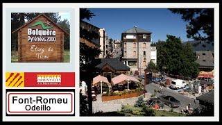 Balade A Font-Romeu Odeillo-Via, Bolquère #FontRomeu #PyrénéesOrientales #Bolquère