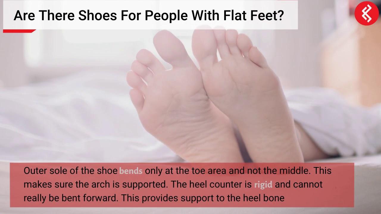 Gen 3 V7 Flat Foot Walk