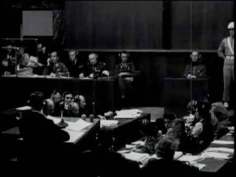 Nuremberg Day 201 Von Rundstedt (translated captions)