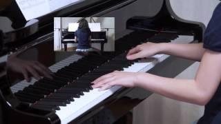 2015年8月7日 録画、 使用楽譜;全音ピアノピース.