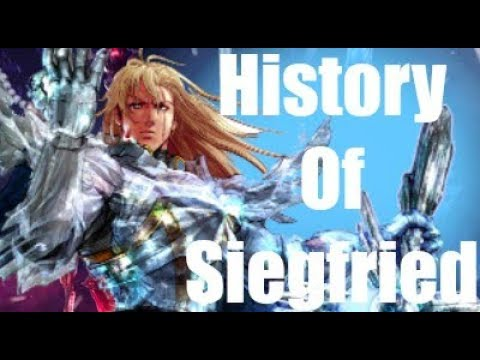 History Of Siegfried Soul Calibur 6