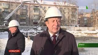 Строительство нового  детского сада по улице Новозыбковской 4.12.18
