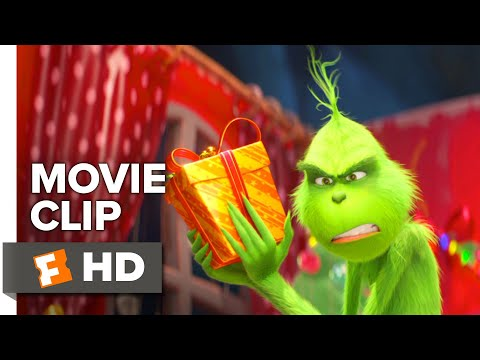The Grinch Movie Clip - Avoid Presents and Cookies (2018) | Movieclips Coming Soon