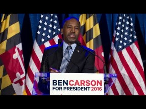 Ben Carson: I am leaving the campaign trail
