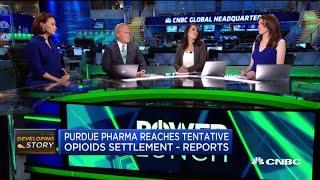 Purdue Pharma reaches tentative opioid settlement: Reports