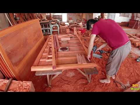 Making Wooden Altar    DIY Wood Home Decor