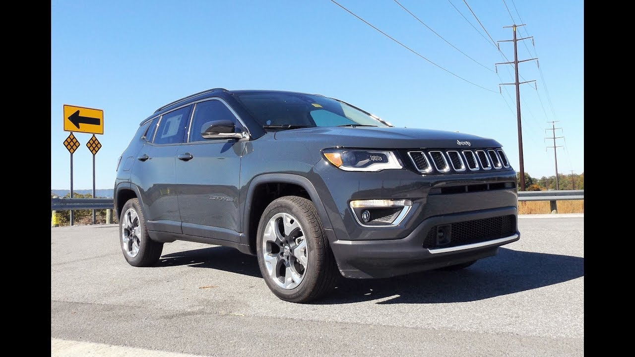 mini grand cherokee 2018 jeep compass limited full review youtube. Black Bedroom Furniture Sets. Home Design Ideas