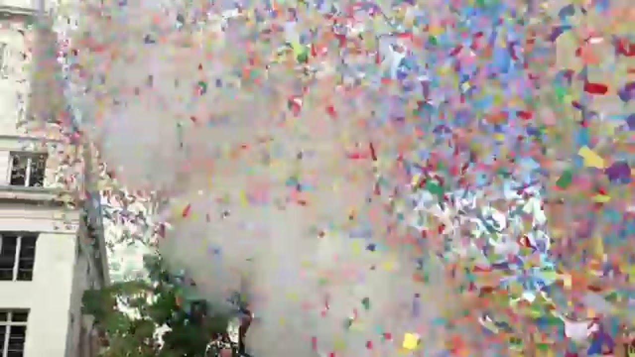 RENT CO2 Confetti BLOWER (EventStarts Rental) Event Starts