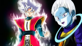 Time Before Goku Became An Angel