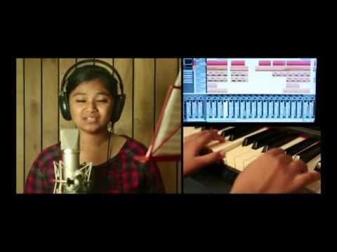 Assamese Song - Kinu Jadu Aji Bukur Majot - 'ROWD' Jatin Sharma Featuring Shreya Phukan