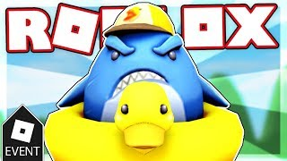 [EVENT] HOW TO GET THE SHARK EGGTACK IN SHARKBITE | Roblox