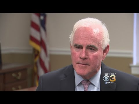 Congressman Meehan Saw Aide As 'Soul Mate,' But Denies Misconduct