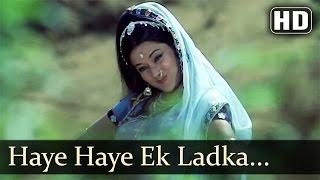 Haye Haye Ek Ladka Mujhko Khat Likhta Hai - Moushmi - Ritesh - Kuchche Dhaage - Bollywood Songs