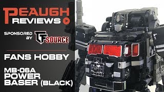 Video Review: Fans Hobby MB-06A POWER BASER (Black)