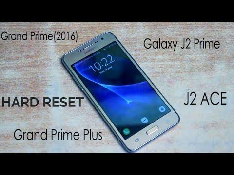 Unlock | Hard Reset Galaxy J2 Ace | Grand 2 Plus | J2 Prime | Bypass  Screenlock